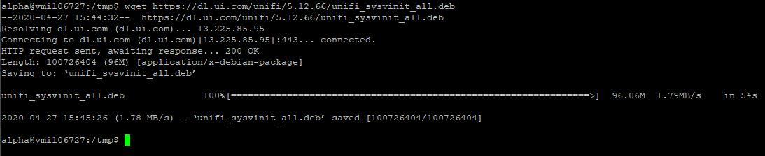 unifi-controller-setup-linux-wget.png